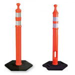 Grabber Tubes Delineation Posts for Highway Safety