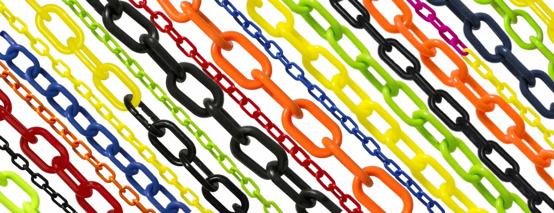 Plastic Chain for Indoor and Outdoor Crowd Management