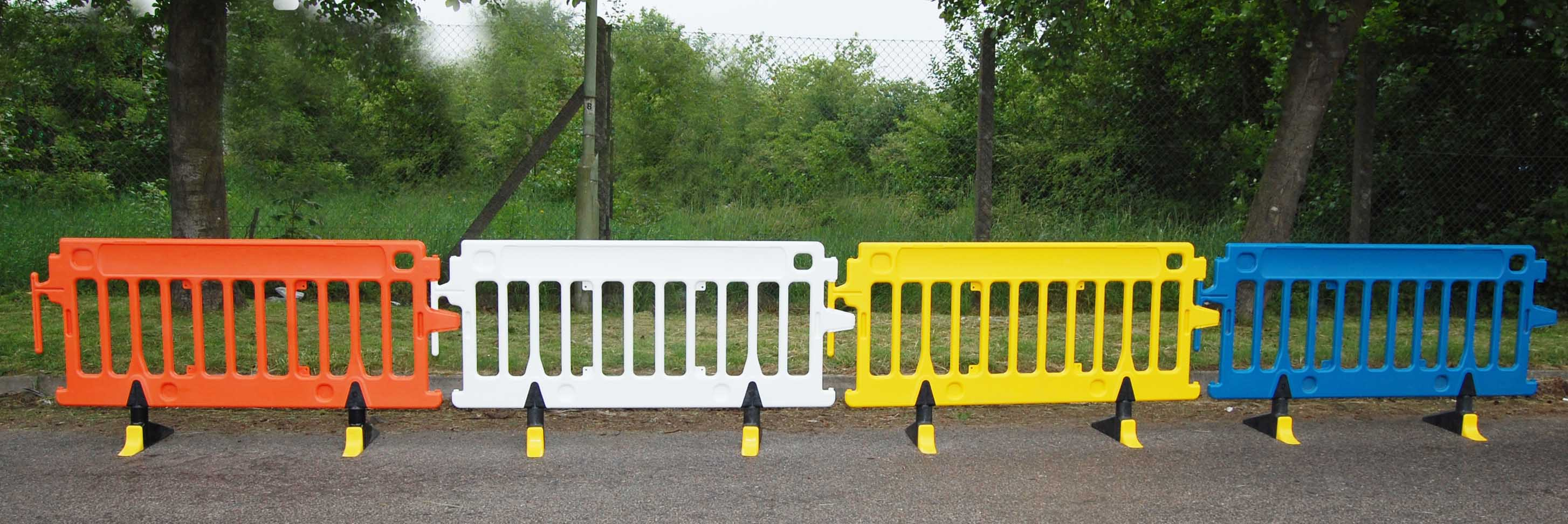 Avalon Plastic Crowd Control Barrier Guardian Safety