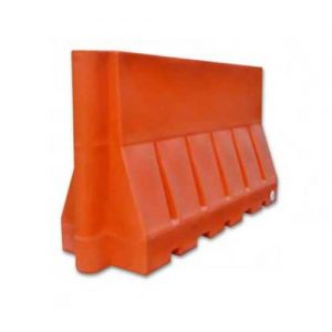 Armorcast Guardan 170 Plastic Jersey Barricade for HIghway Safety and Delineation
