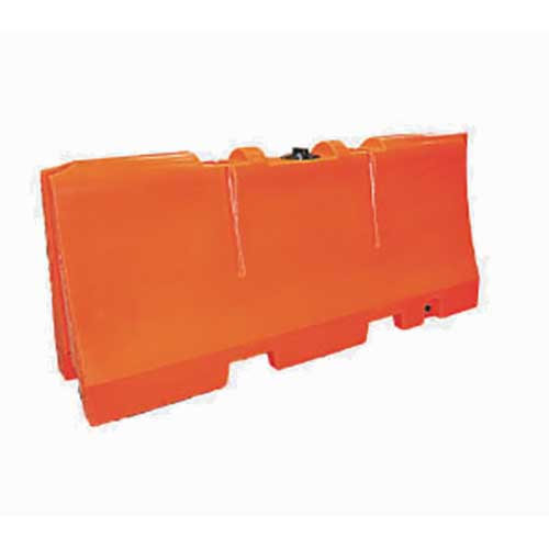 Rrm 32 Quot X 72 Quot Plastic Jersey Barricade Guardian Safety