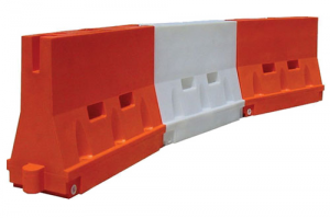 Yodock Plastic Jersey Barriers for Traffic and Highway Safety